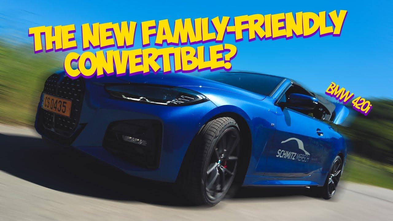 Convertible for the FAMILY?   BMW Schmitz - Deepxclusive media