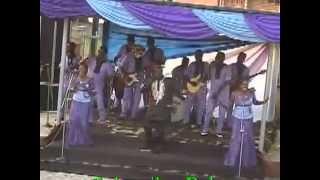 Chief J O Omoruyi  & His Black Beat Life On Stage