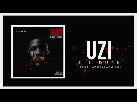 Lil Durk - Uzi Feat Moneybagg Yo (Official Audio)