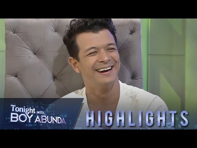 TWBA: Jericho Rosales reveals who is the better kisser between him and his wife, Kim Jones