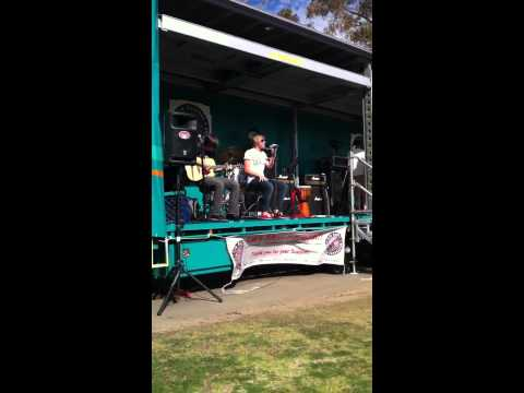 Ash Irwin Music! Ray LamontagneGnarls Barkley Crazy!