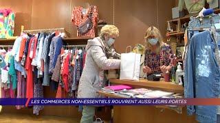 Yvelines | Les commerces non-essentiels rouvrent aussi leurs portes