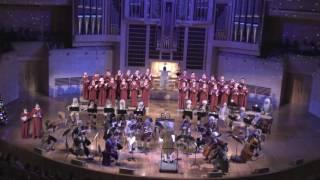Рождественский христианский гимн «Hark the Herald Angels sing» («Вести ангельской внемли»)