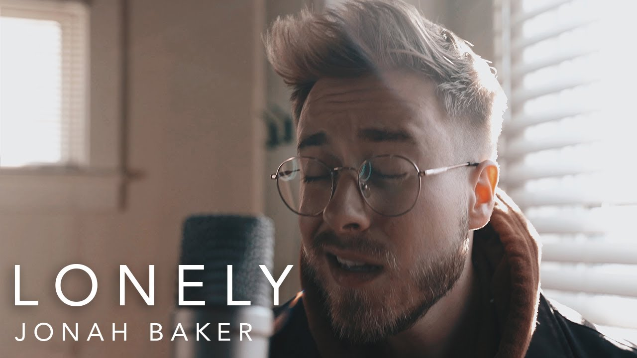 Lonely - Justin Bieber & benny blanco (Cover by Jonah Baker)