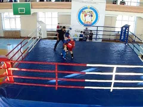 Улан-Удэ Чемпионат и первенство РБ по тайскому боксу Ч.7 01.03.2019 г