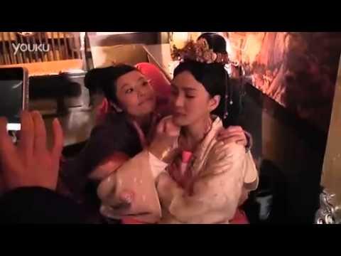 Behind Scenes Khuynh Thế Hoàng Phi 倾世皇妃 10