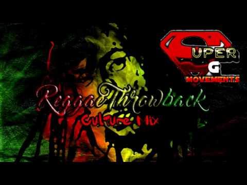 Reggae Culture Mix (Early 2000s) - Reggae Throwback - @SuperGMovements | Jah Cure, Sizzla & More