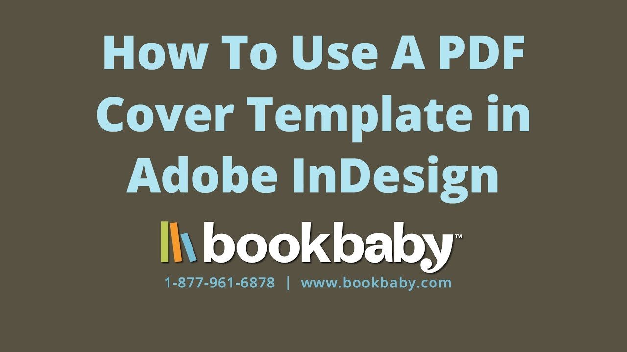 how to create a book cover in adobe indesign