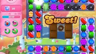 candy crush saga level 1692 ( 2 stars )