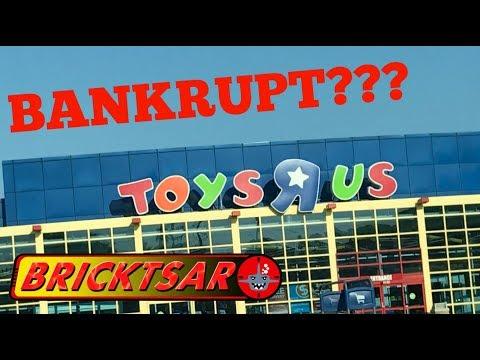 TOP 10 Reasons TRU May Go BANKRUPT