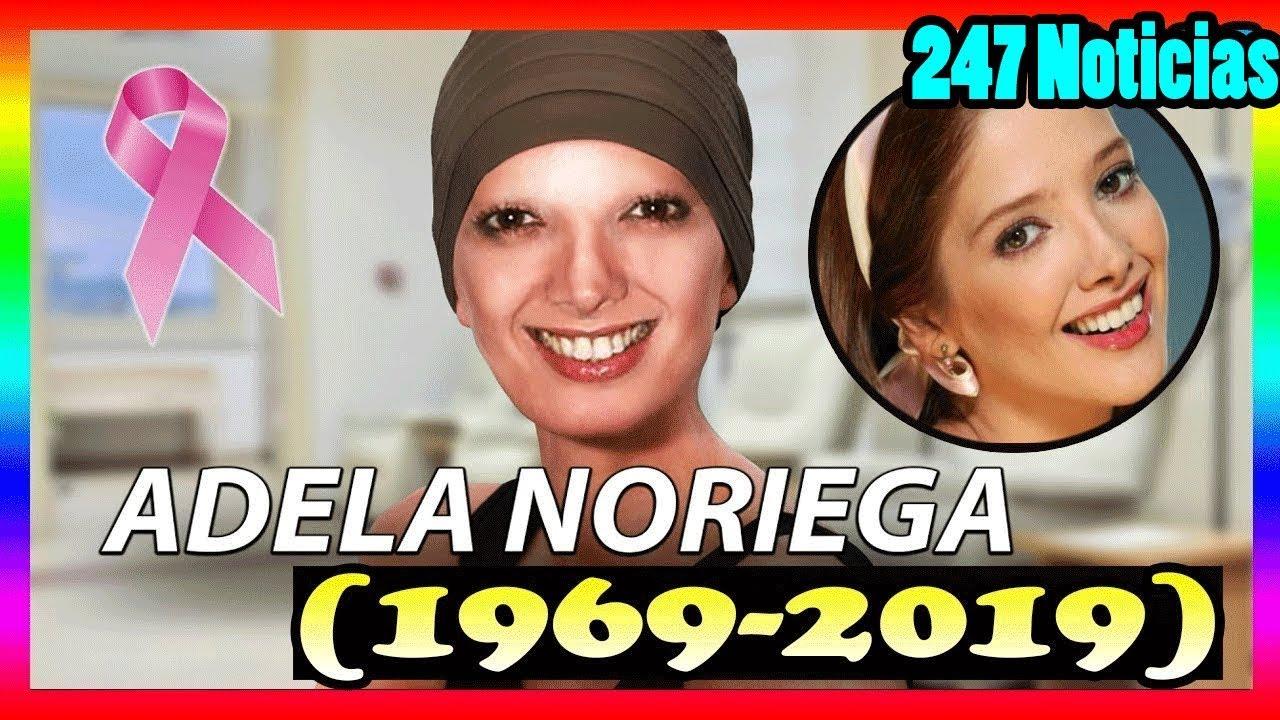 Despues De Edith Gonzalez La Famosa Actriz Adela Noriega Tambien Murio De Cancer Youtube Actriz & empresaria mexicana (cuenta oficial). famosa actriz adela noriega