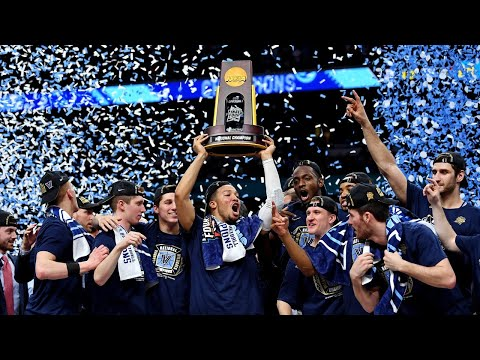 Villanova beats Michigan 79-62 for their second National Championship in three years