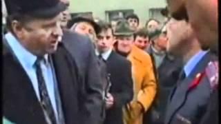 Жириновский менту:Ты кто такой давай до свидания