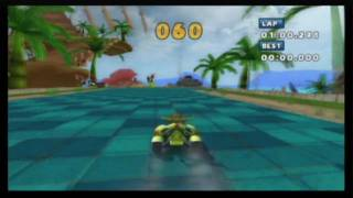 Sonic and Sega All Stars Racing Review (Wii)