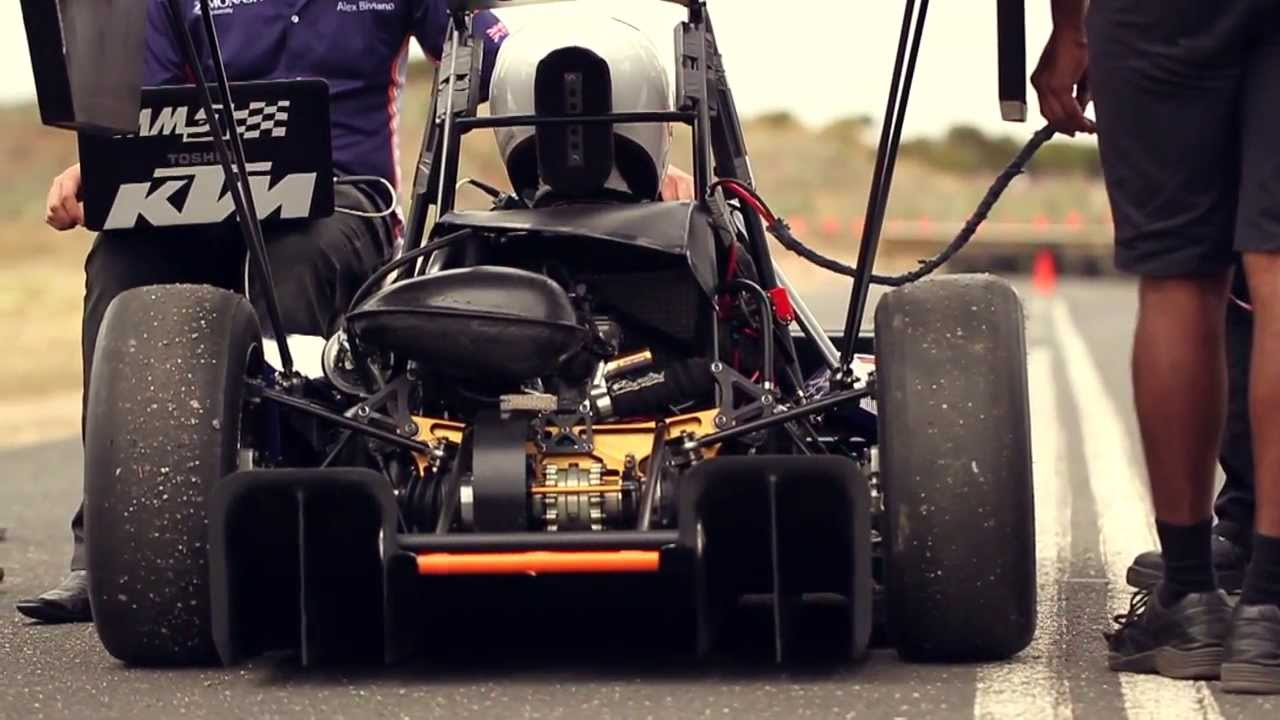 Fsae A Competition 2012 Youtube