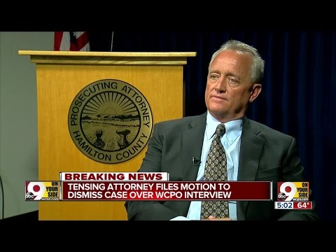 Ray Tensing's attorney files motion to dismiss case over interview