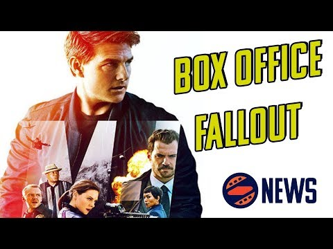'Mission: Impossible - Fallout' Sets Franchise Records - Charting with Dan!