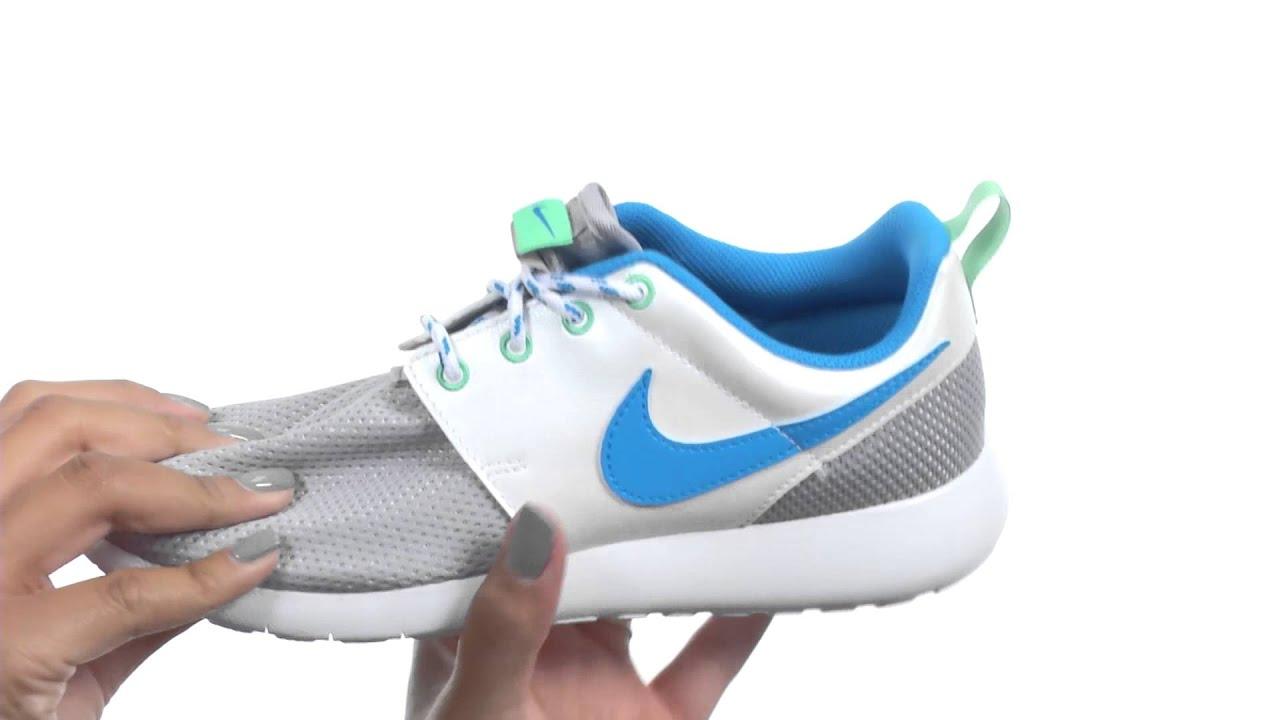 Nike Kids Roshe One (Big Kid) SKU:8586111 - YouTube