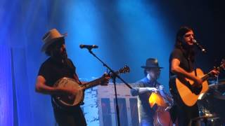 "Avett Brothers ""Spell of Ambition""  Fox Theatre, Visalia, CA 02.14.15"