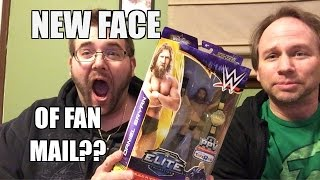 THE FACE OF FAN MAIL WAR BEGINS! Grims Toy Show UNBOXING WWE Wrestling Figures