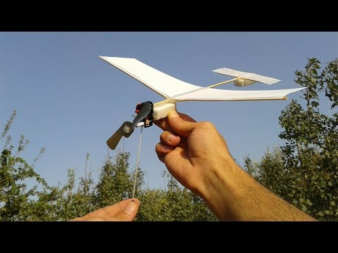How To Make A Flying Paper Airplane