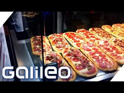 Die neuesten Frühstücks-Trends aus New York   Galileo   ProSieben