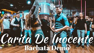 Prince Royce - Carita De Inocente ✦ NEW BACHATA 2020    Daniel y Tom   Bachata Demo