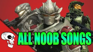 All Halo Noob Raps by JT Machinima