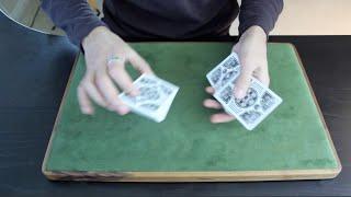 Insane Card Trick - Slipjog Card Control Tutorial [HD]
