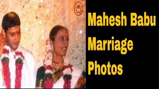 Mahesh babu marriage photos || mahesh babu family photos exclusive