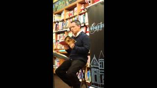 Andrew Lam reading from his latest book, Birds of Paradise Lost, Part I - (Show&Tell)