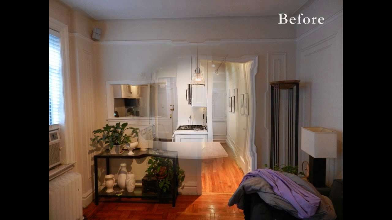 Immaculate NYC Apartment Before And After Home Renovation And Remodeling  Apartment Renovation Nyc