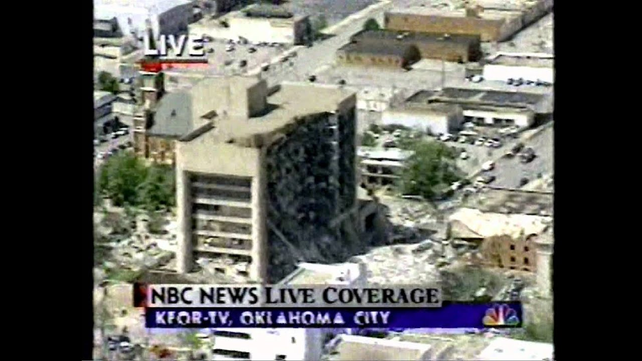 the oklahoma city bombing The oklahoma city bombing was a domestic terrorist bomb attack on the alfred p  murrah federal building in downtown oklahoma city on april 19, 1995.