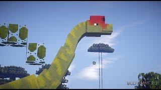 Путешествие В Мир Динозавров (Майнкрафт выживание)(ЗАСТАВЬ ЁЖИКА Работать! Поставь ЛАЙК Больше лайков - больше видео!!! ПРОДОЛЖЕНИЕ ВИДЕО выйдет на Втором..., 2015-10-18T18:41:46.000Z)