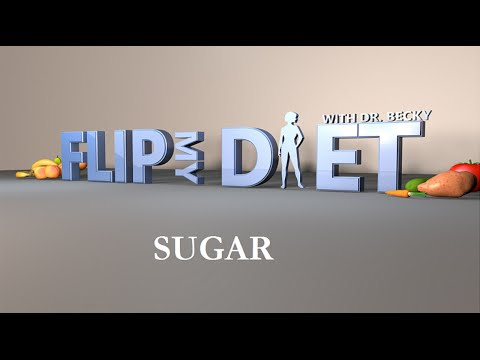 Overcome Sugar Addiction-Flip My Diet (3 Easy Steps)