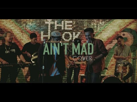 AIN'T MAD COVER - AFTERNOON DELIGHT .ft DYCAL
