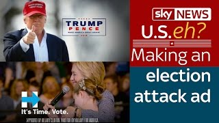 How to make an election attack ad