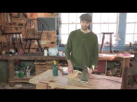 Fix a Dent in Wood