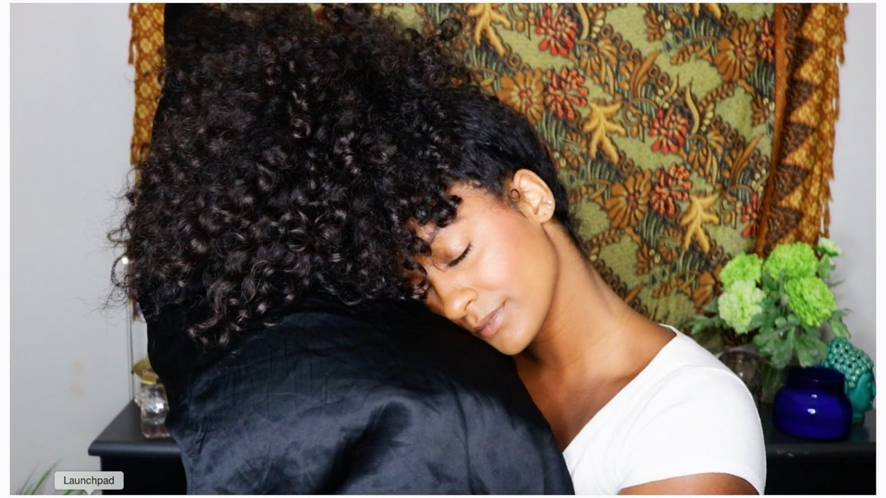 How To Sleep With Curls 3 Easy Hairstyles For Overnight