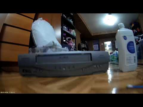 How to clean VCR