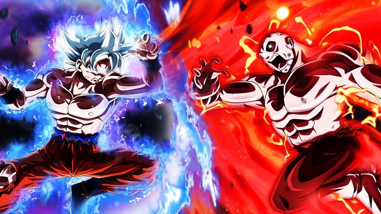 Goku Vs Jiren Die Auswirkungen Des Ultra Instinct Dragonball Super Youtube