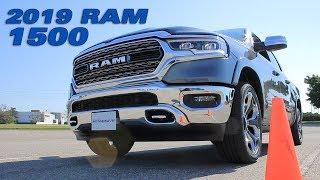 2019 Ram 1500 - Test Drive
