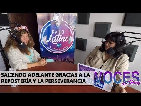 Testimonio Emprendedor | Voces De Hoy | Radio Latino | Ana Lilia Cortes