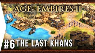 Tamerlane! ► Age of Empires 2: Definitive Edition - #6 A Titan Amongst Mortals - [The Last Khans]