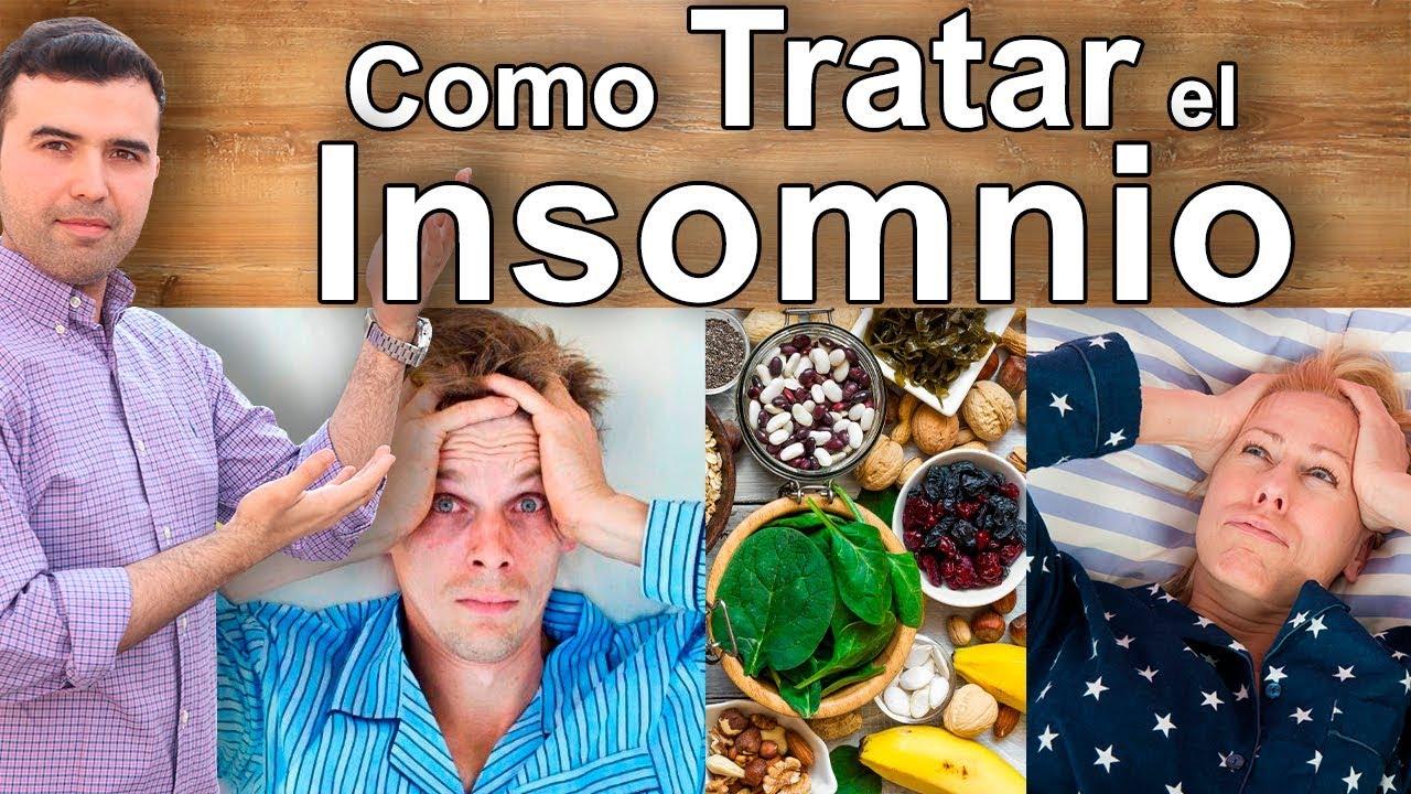 Remedios Caseros Para El Insomnio Tratamiento Natural Para Dormir Falta De Sueño Y Desvelo Youtube