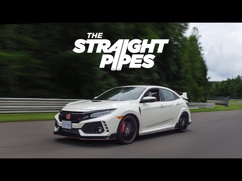 2017 Honda Civic Type R Track Review The Best Front Wheel Drive Car