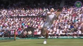 Wimbledon. Day 9 Highlights, Roger Federer vs Marin Cilic(, 2016-07-06T19:36:13.000Z)