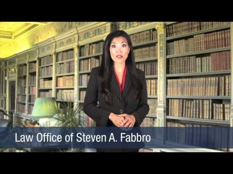 Steven A. Fabbro, Attorney at Law – San Francisco, California Personal Injury Attorney