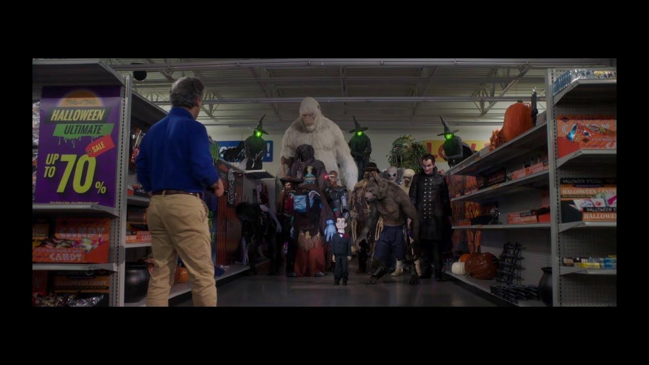 Goosebumps 2: Haunted Halloween - Official® Trailer 1 [HD]
