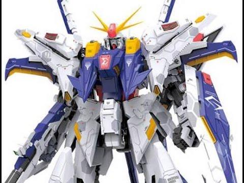 Mechanicore 1 100 Mas 15 Zerstore Xi Gundam Unboxing